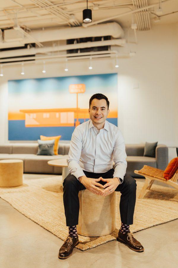 Ryan Vet - entrepreneur and author